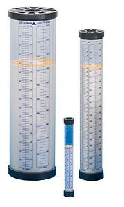 Calibration column, pump system accessory