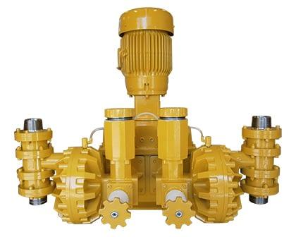 4000 pump - AquFlow Metering Pumps