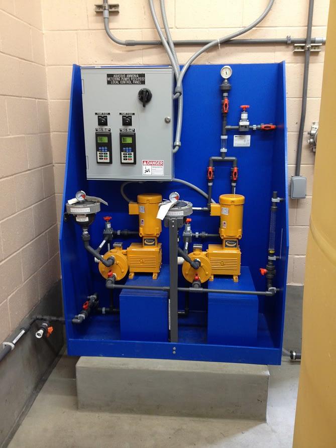 Pic 2 - AquFlow Metering Pumps