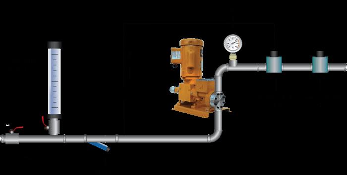 Picture 1 - AquFlow Metering Pumps
